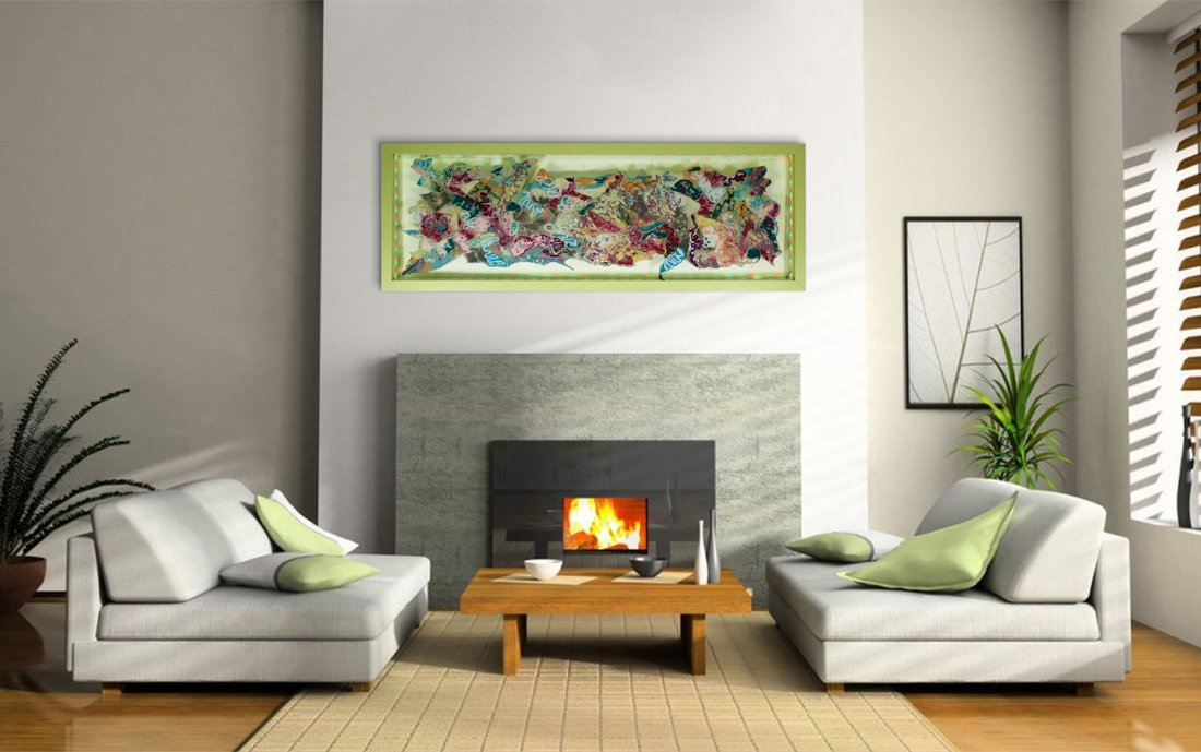 Large Horizontal Wall Art Part 36