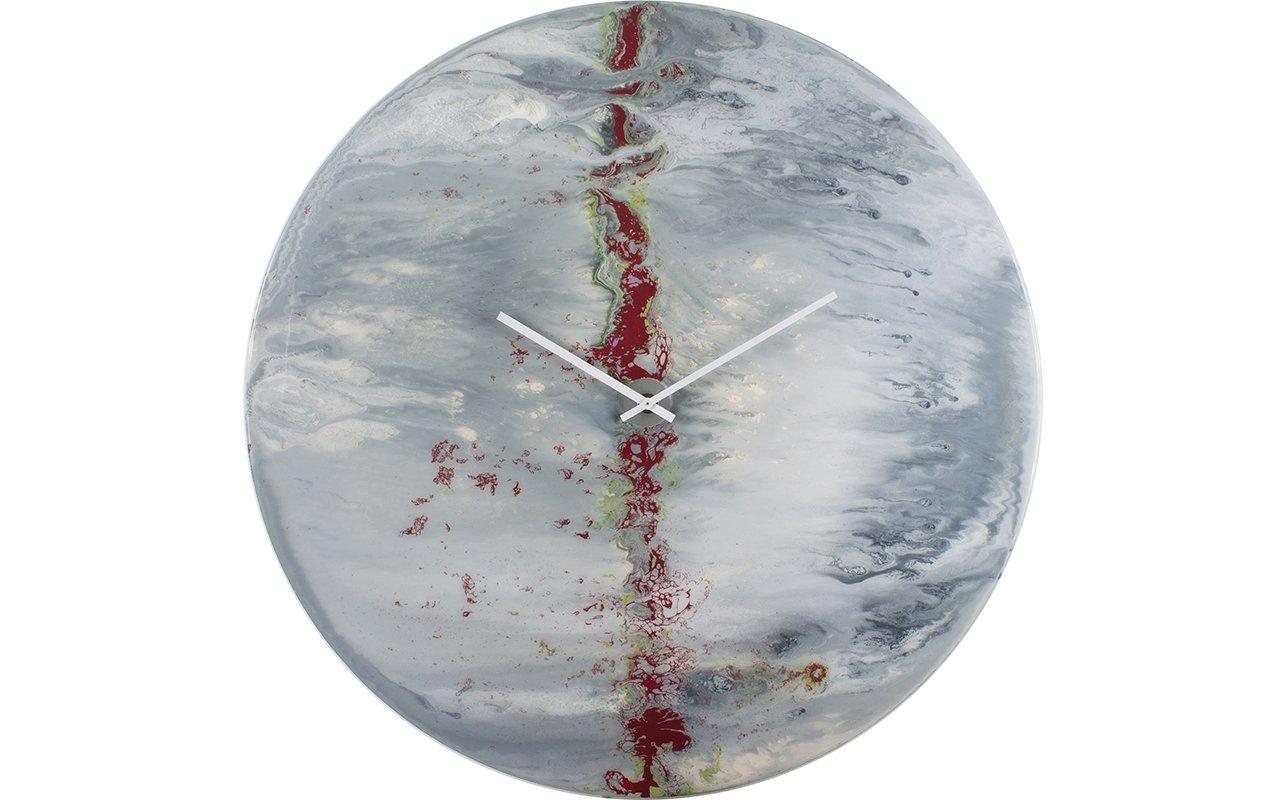 Extra Large Grey Clock